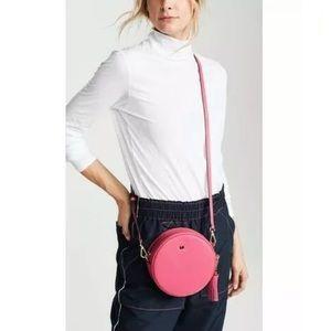 MICHAEL Michael Kors Canteen Crossbody Leather Bag